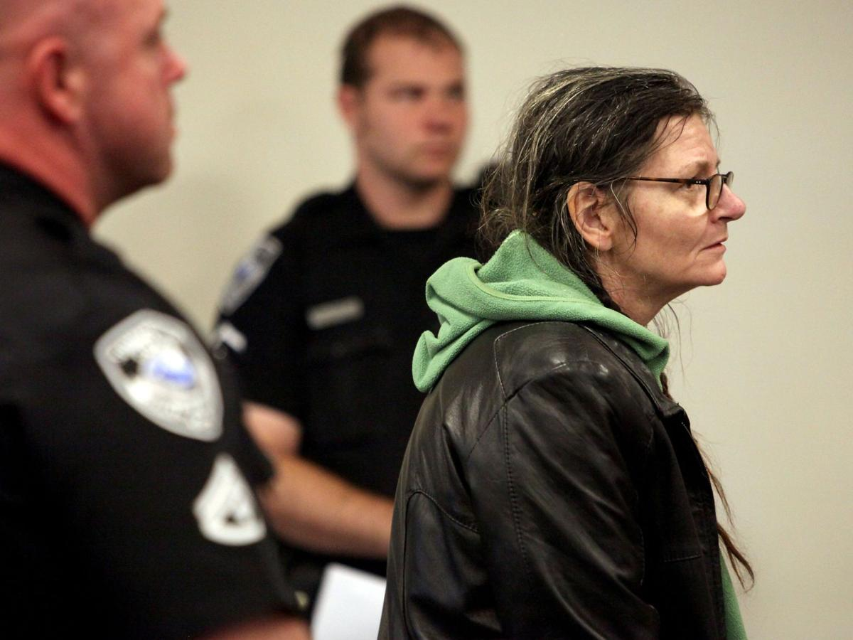 Judge orders mental evaluation of woman accused of dismembering roommate