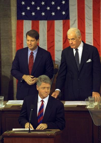 Ex-House Speaker Tom Foley dies at 84