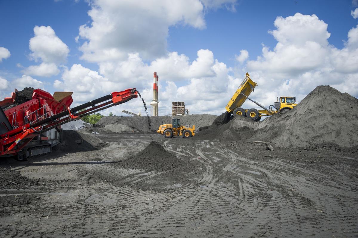 Grainger coal ash
