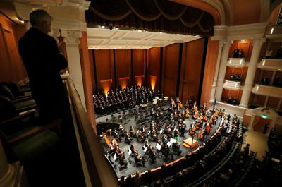 Grand Gaillard Blessed by Yo-Yo Ma, concert hall shines in opening gala