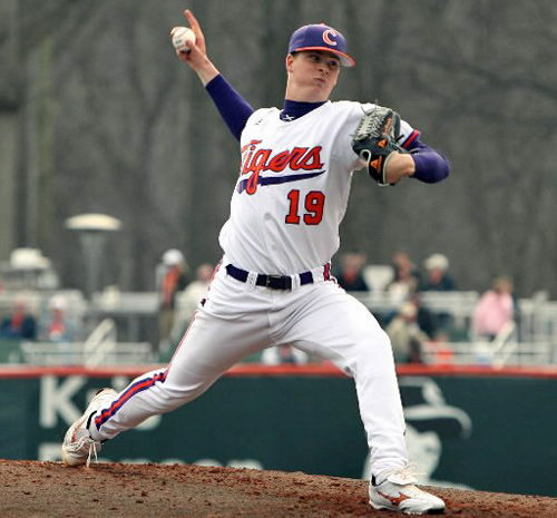 Power pitchers are critical, but becoming a rarity at Clemson