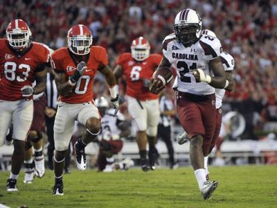 South Carolina's Lattimore aiming for another big game vs. Georgia
