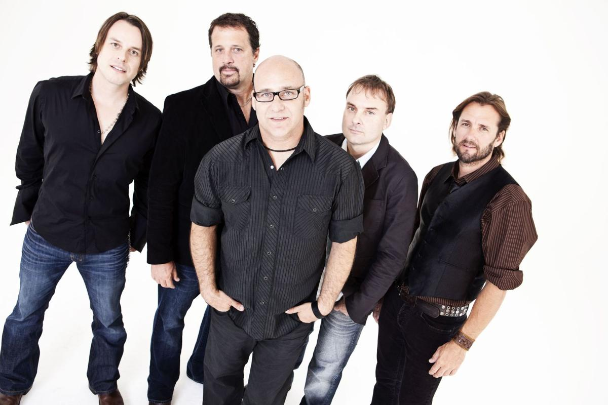 Sister Hazel Band hangs hard with fans at the Isle of Palms