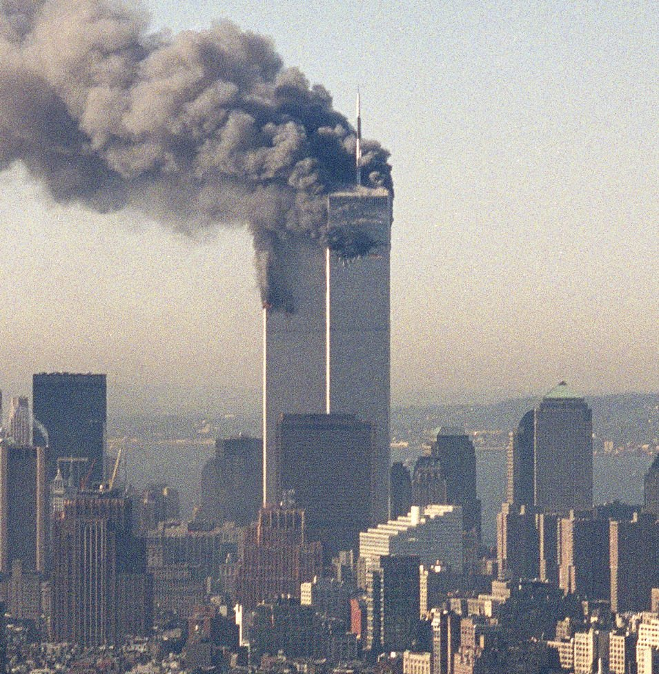 Study: 9/11 most memorable TV moment