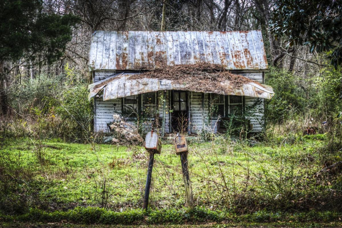Your abandoned photos are stunning, now send us your best 'Lowcountry after Dark' photo
