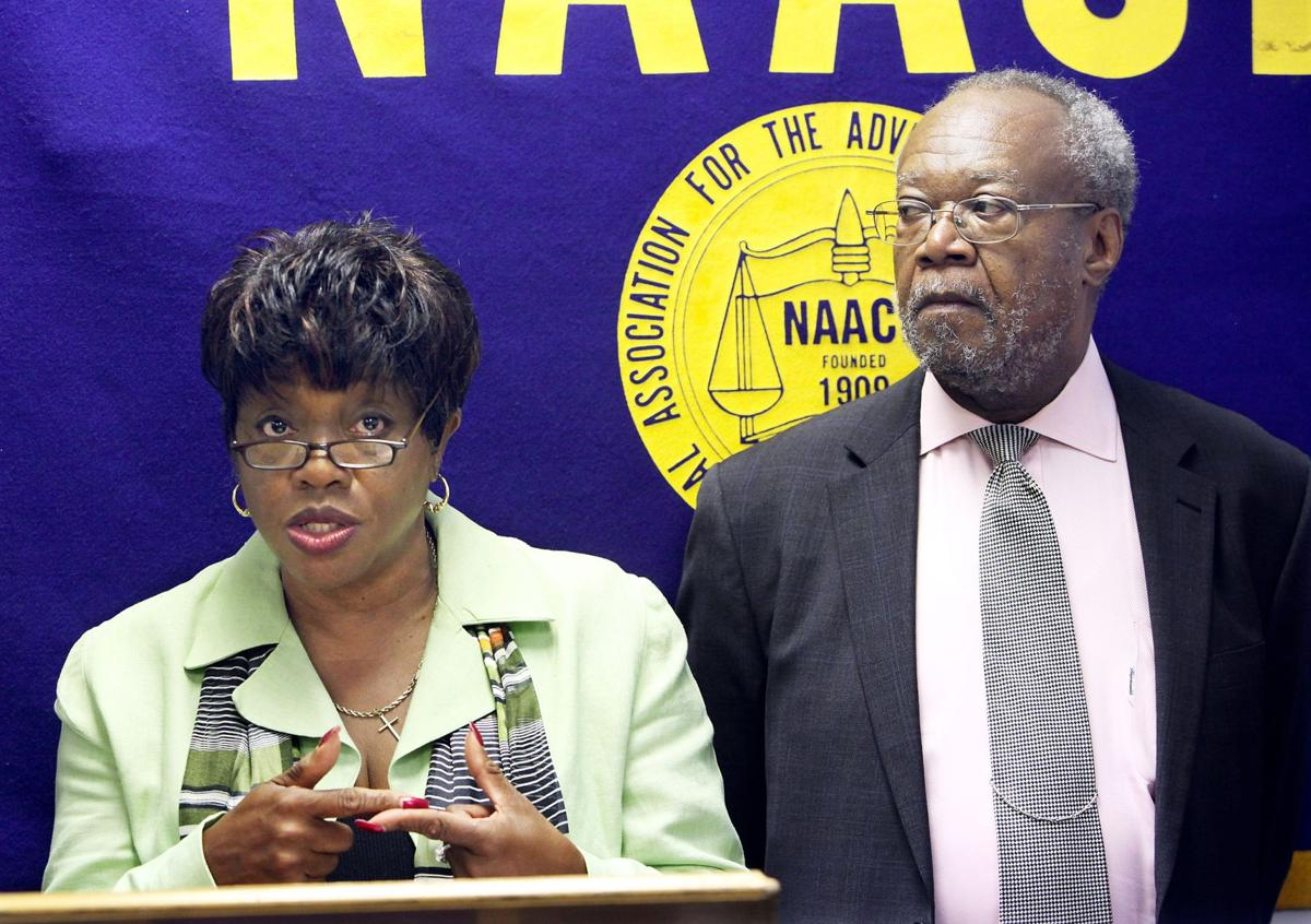 Charleston NAACP: Police should closely look at study on marijuana arrests