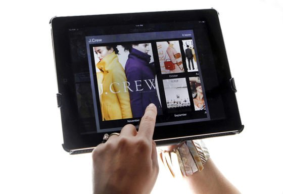 Retailers boost sales with digital catalogs
