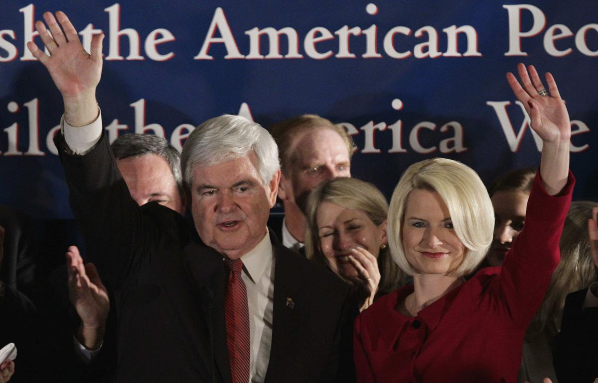 GOP Primary Gingrich