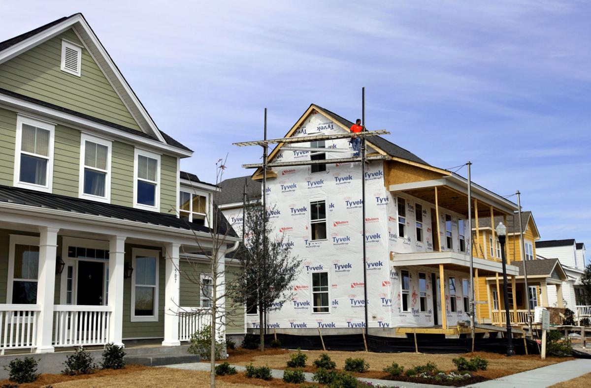 Berkeley County among top 100 for housing growth