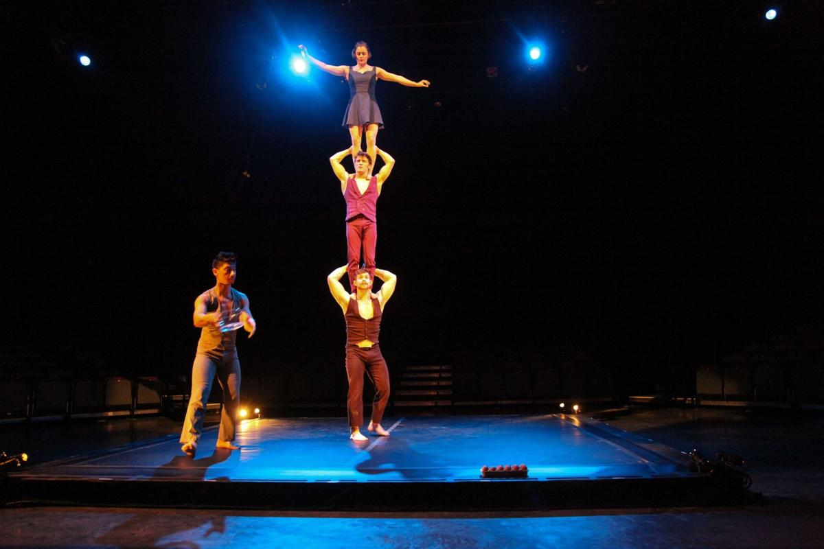 Review: Casus Circus a fantastic spectacle (with no substance)