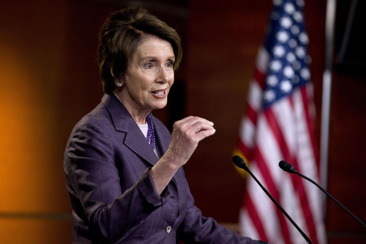 Pelosi says House Dems divided on Benghazi probe