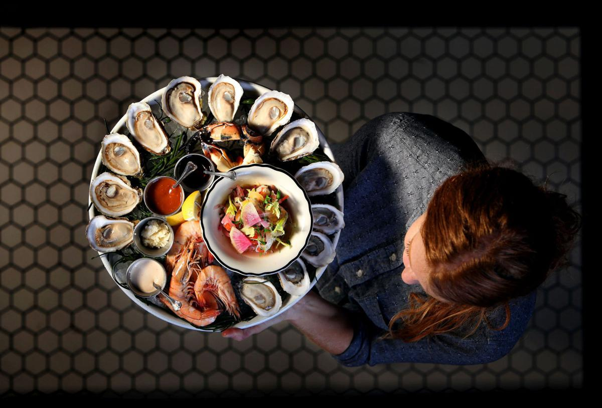 Harmony Cuisine Saint Julien food & wine picks charleston as one of world's 10 most