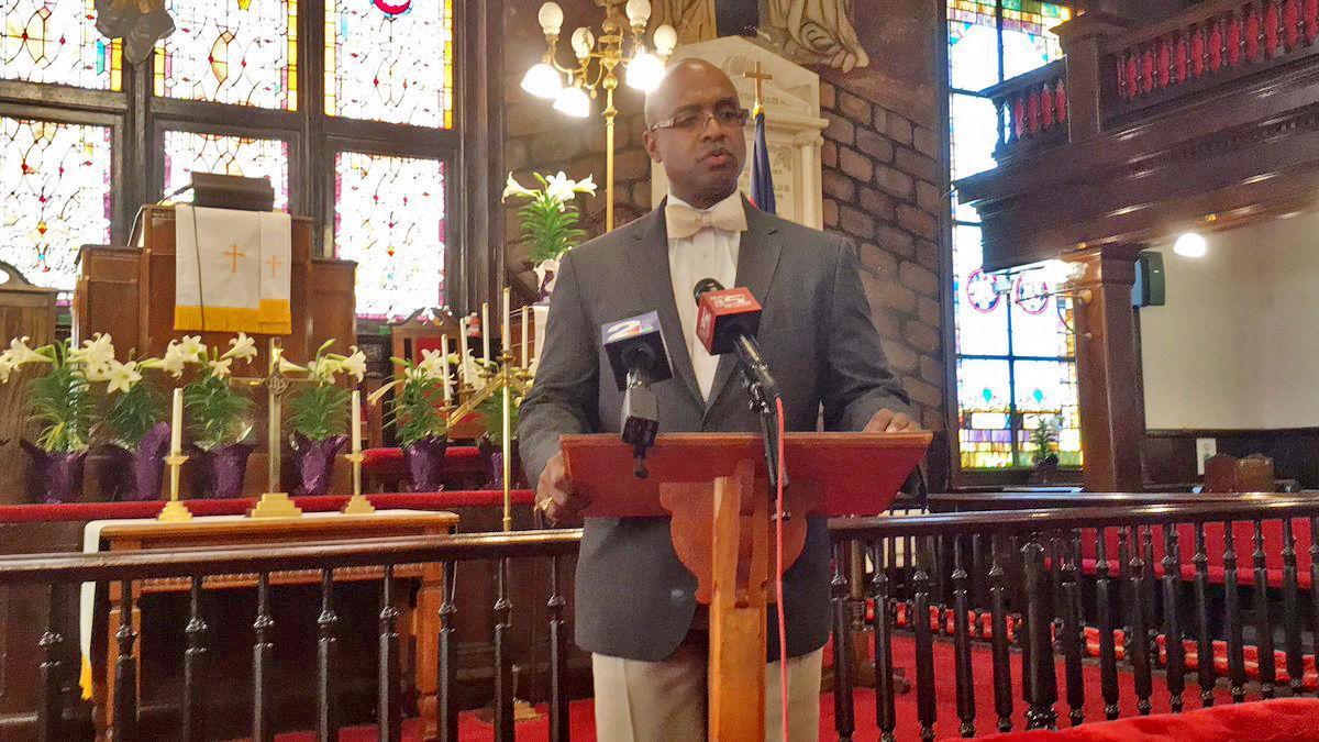Rev. Eric S. C. Manning