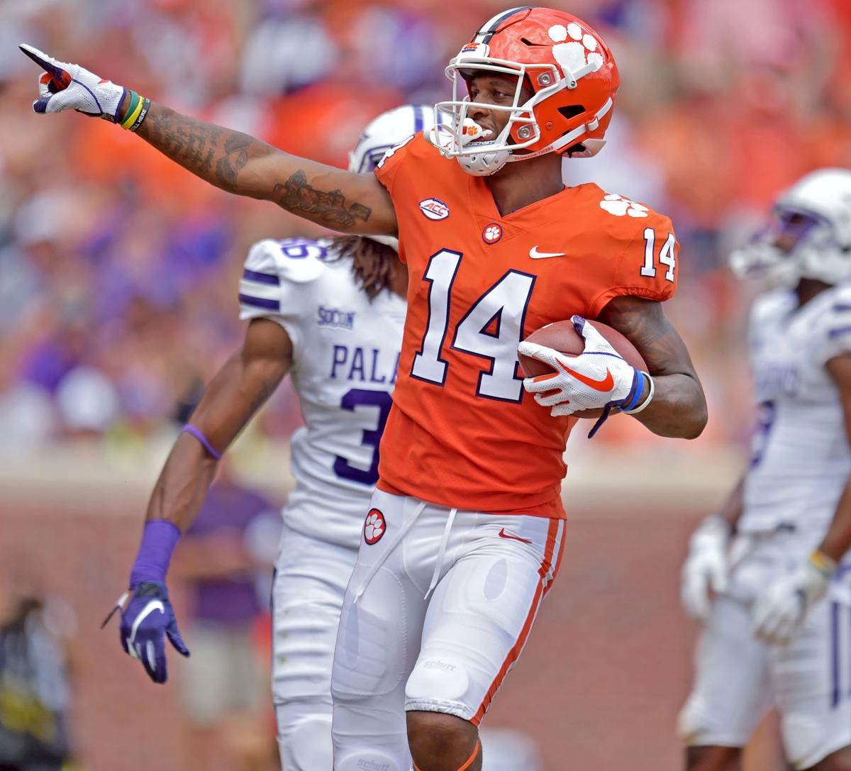 Next Man Up: The Top Candidates To Replace Clemson WR
