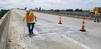 DOT bridge repairs May 30