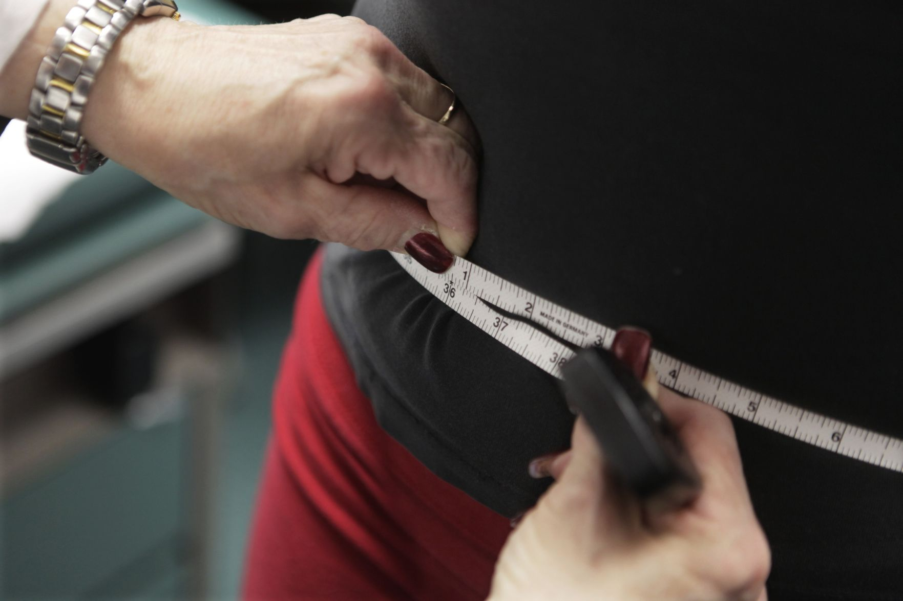 New CDC data shows U.S. adults still struggling with obesity