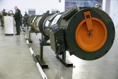 Russia US Missile