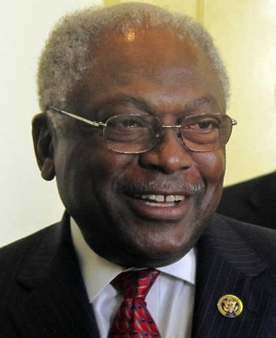 Clyburn says Obama's issues all come back to black vs. white