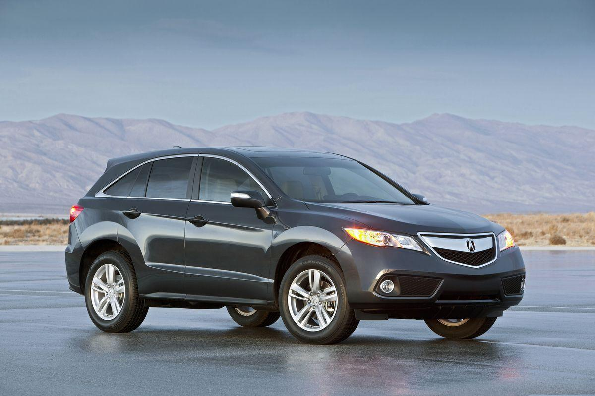 Redesigned 2013 Acura RDX brings 'masculine' back to crossover-, sport-utility vehicles