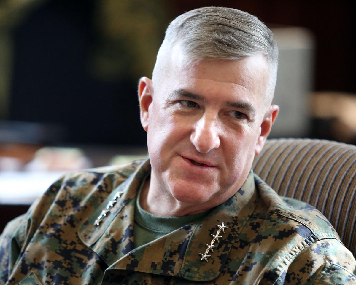 Gen. Glenn M. Walters