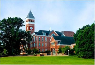 Clemson to launch task force studying polarizing name of Tillman Hall (copy) (copy)