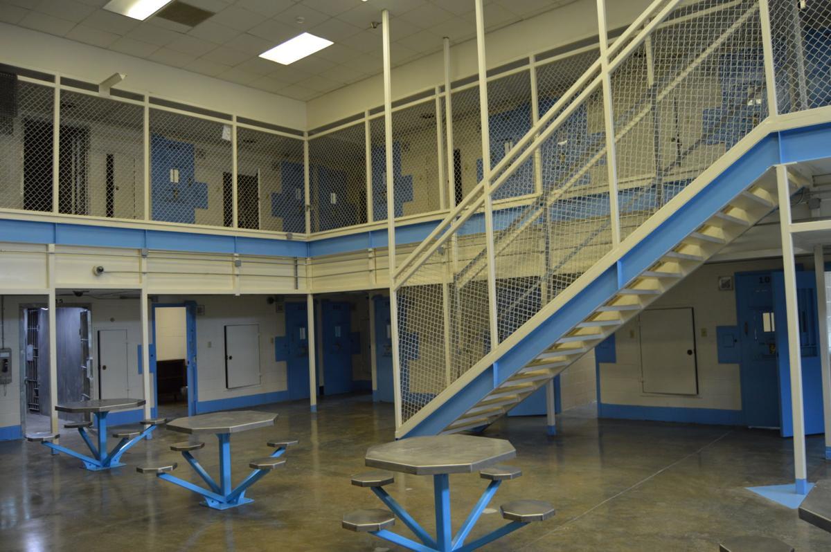 Death row at Broad River Correctional