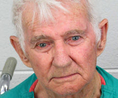Man, 90, charged with murdering his wife