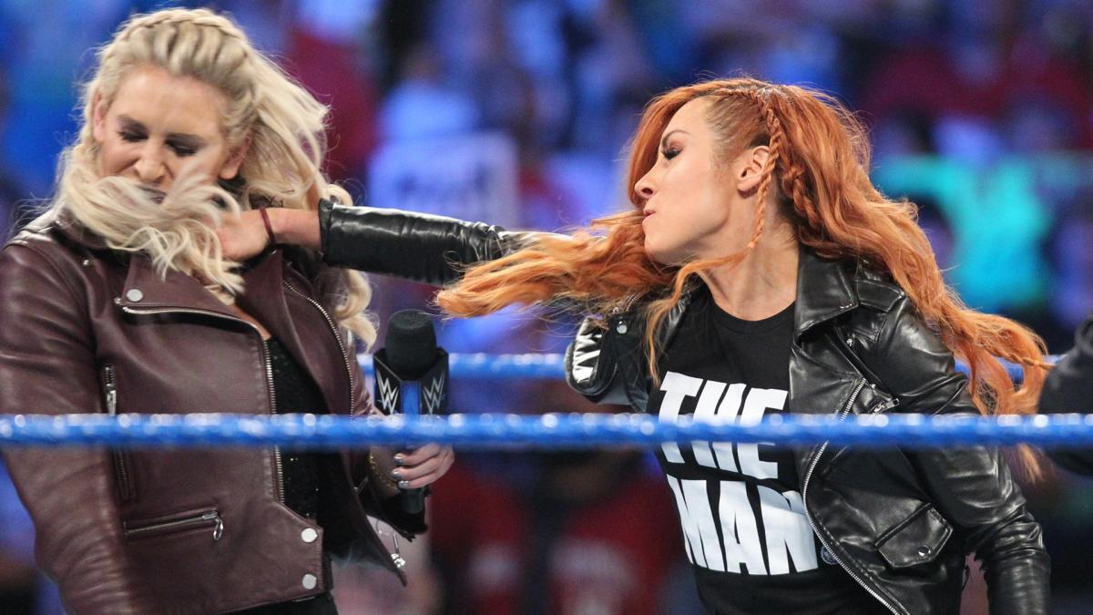 Becky Lynch, Ronda Rousey ready to make WWE history | Wrestling