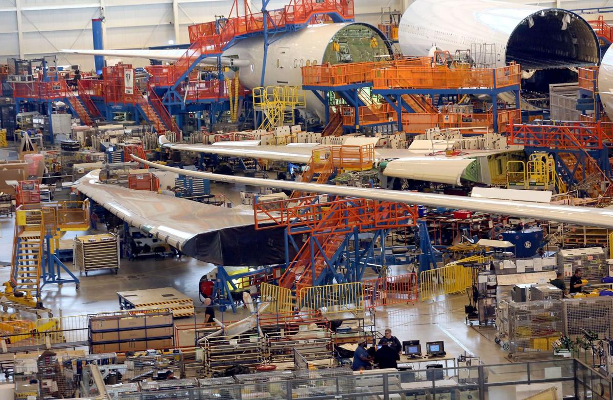 Forecast: 787 orders will really take off Boeing calls for 9,100 wide-body deliveries over next 2 decades