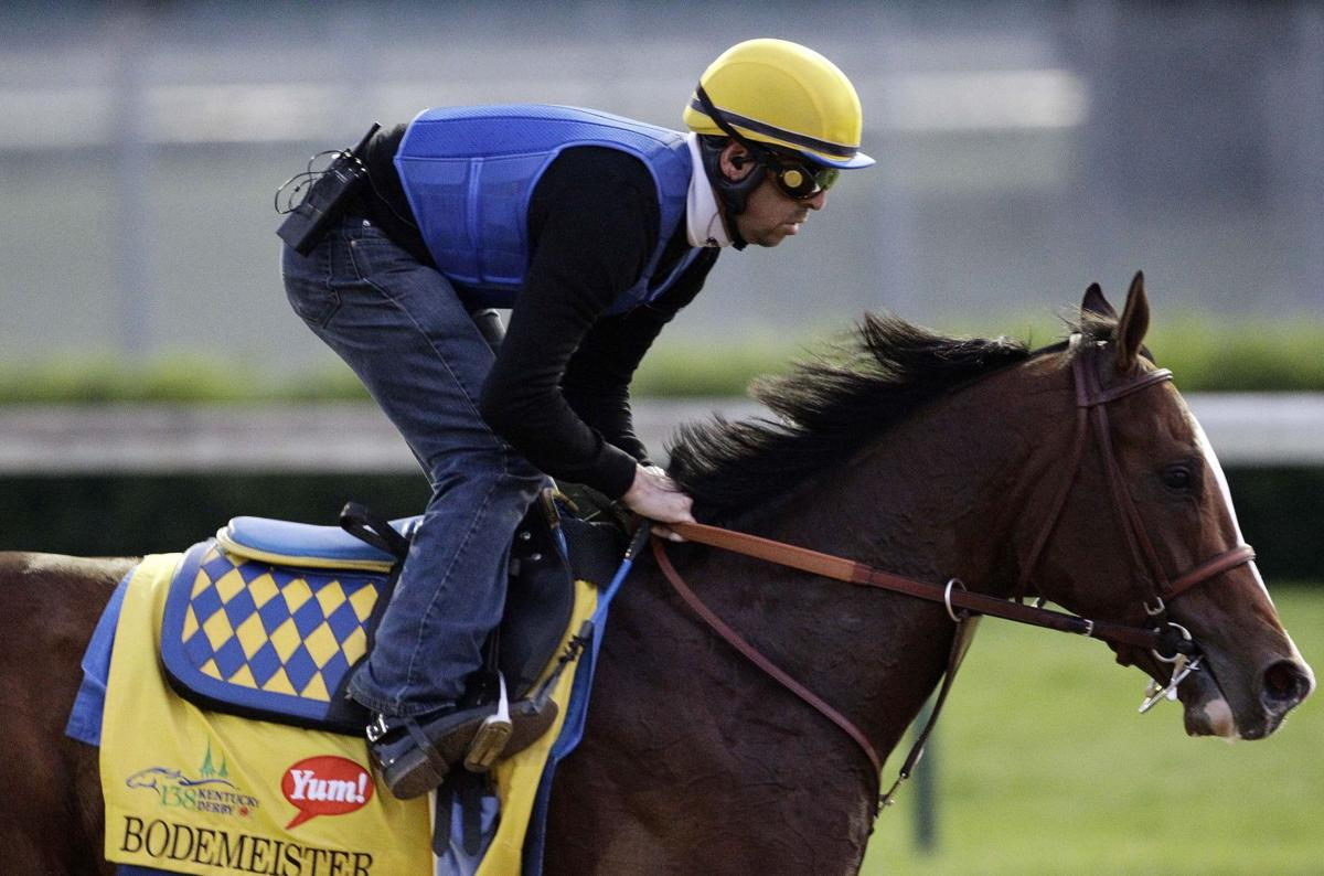 Hot pace, talented field for Derby