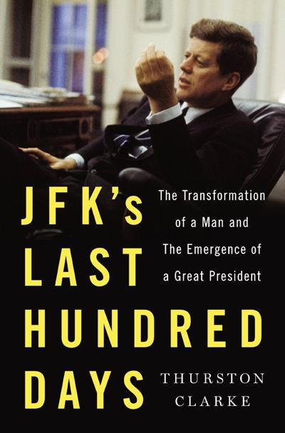 50 years later, a plethora of new JFK books