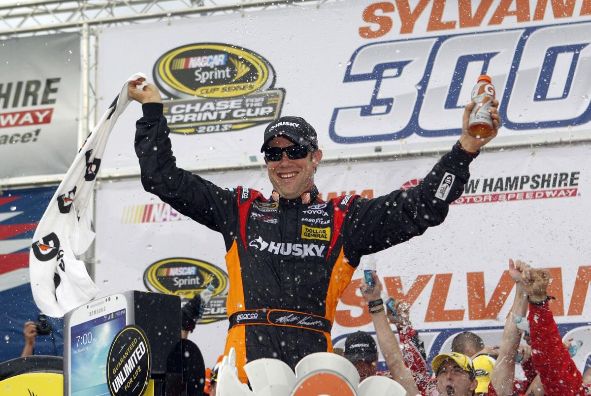 Kenseth claims second consecutive Chase race
