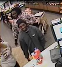 Mount Pleasant police seek suspects in credit card theft