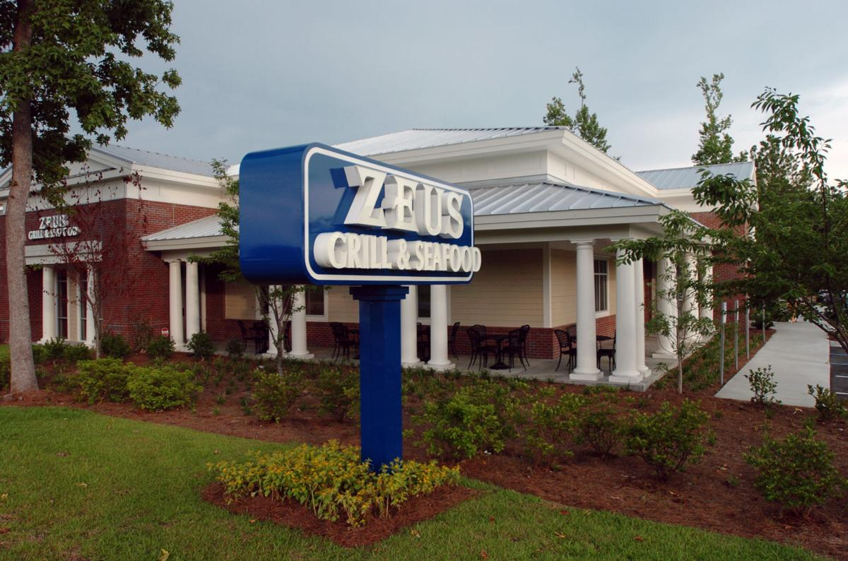 Zeus Grill & Seafood closes, upscale spa to move in