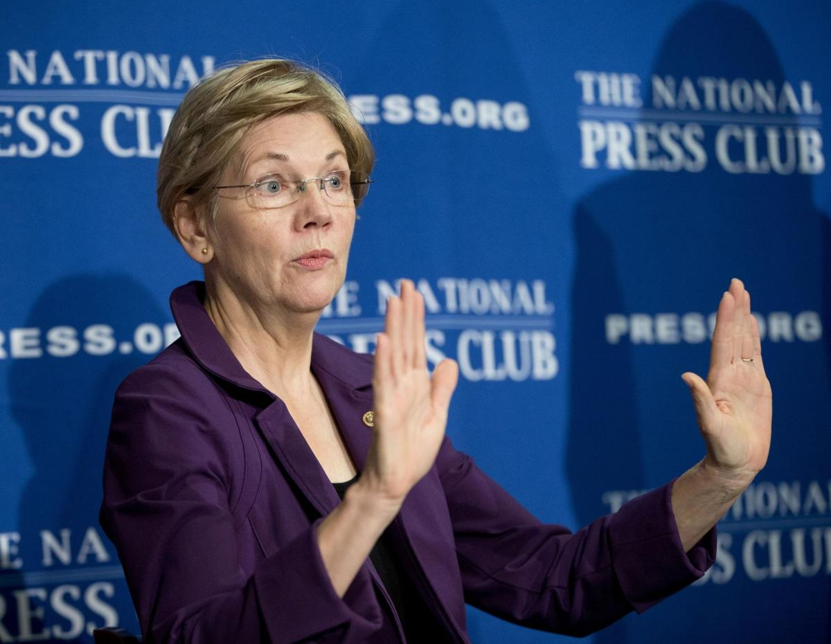 Why Warren can't endorse Hillary