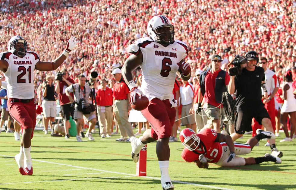 10 past '11: The day Gamecocks' Melvin Ingram shocked the Dawgs a decade ago