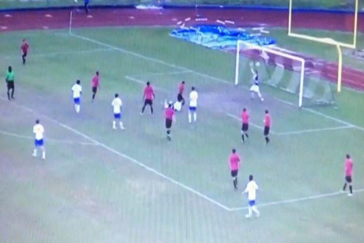James Island Charter soccer teammates' 'world class' goal grabs national attention