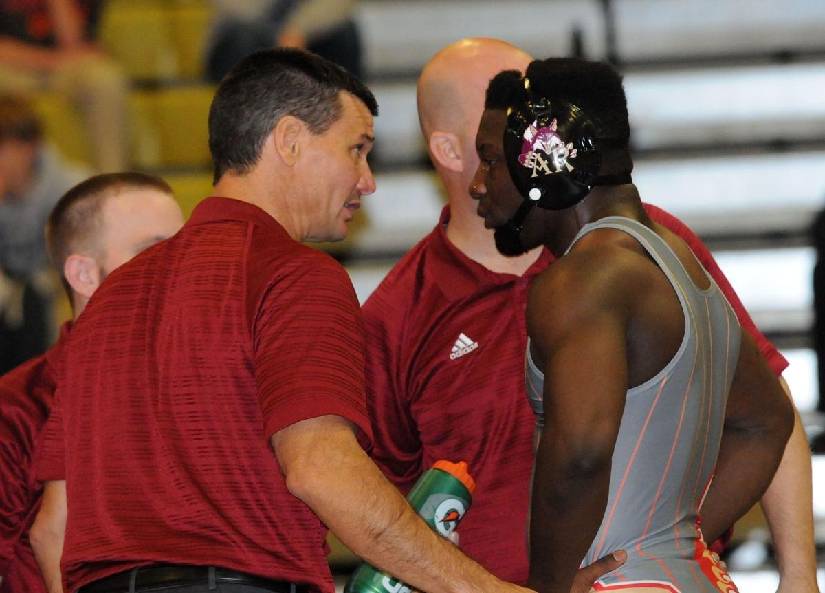 Ashley Ridge seeks first wrestling state title