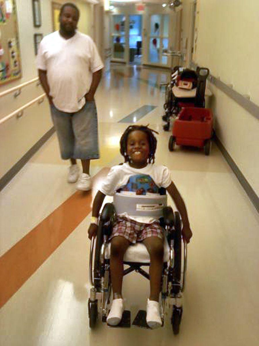 Tyreik Gadsden, 5, diagnosed with meningitis, family attorney says