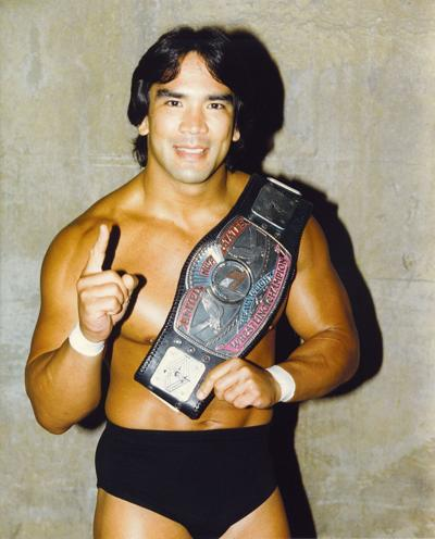 Ageless Ricky Steamboat good guy inside and outside the ring