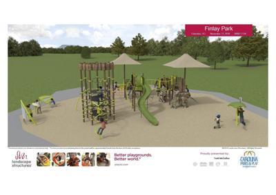 Finlay Park Playground Snapshot