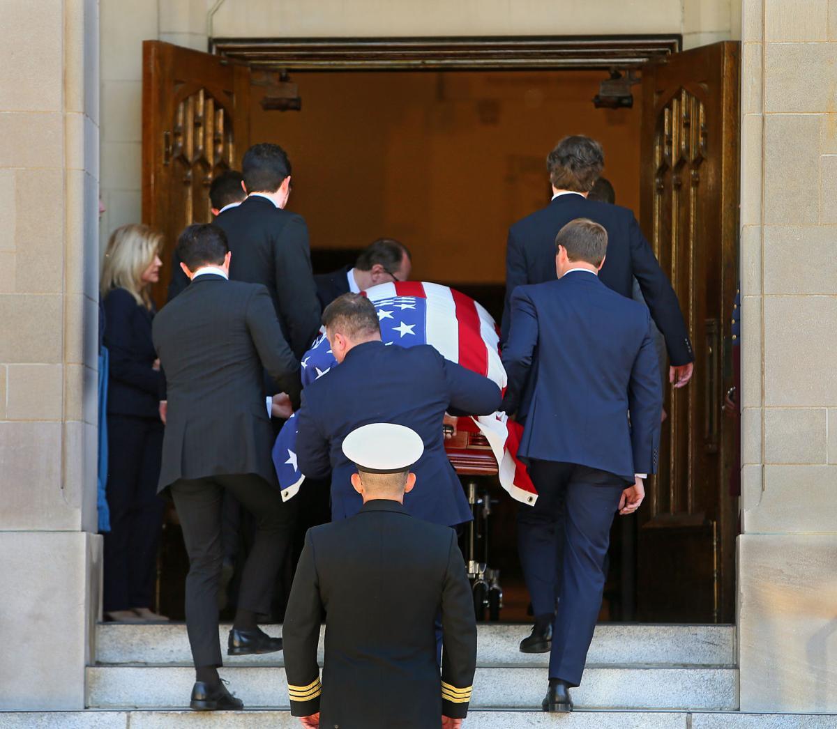 casket doorway Hollings funeral.jpg