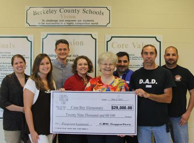 Community raises funds for Cane Bay