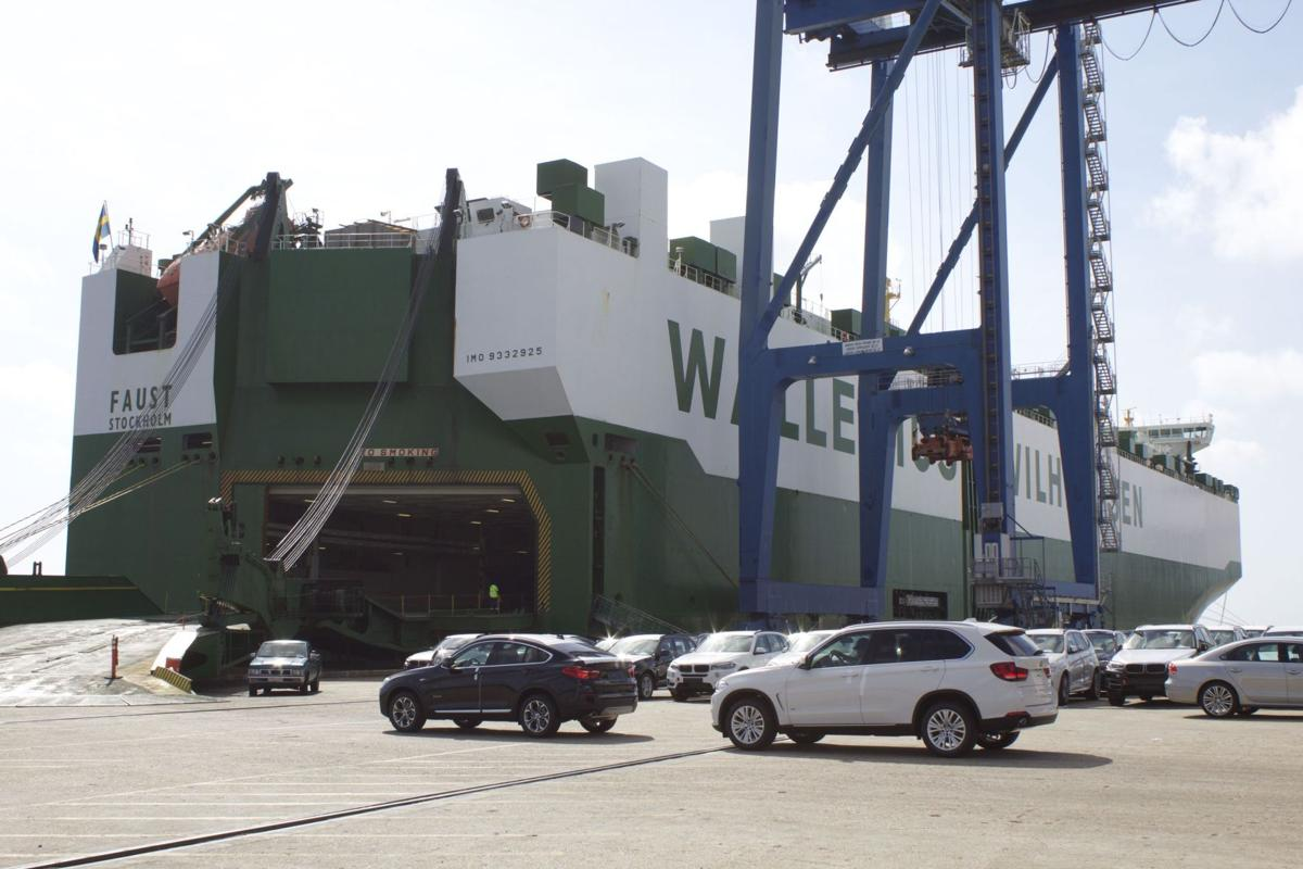 Planes, cars help S.C. move $30.9B in exports BMW, Boeing push 2015 exports up by 4.2 percent
