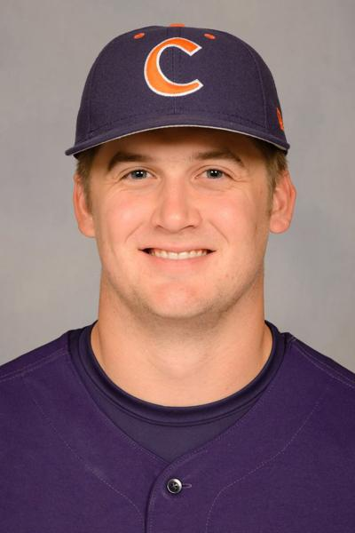 "Clemson pitcher Clate Schmidt helps MLB All-Stars ""Stand Up 2 Cancer"""