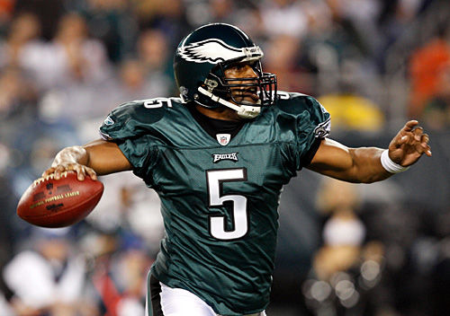 Eagles send McNabb to Redskins