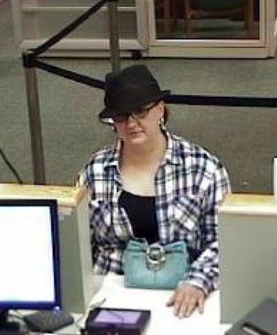 Photos show woman who cashed bad checks, Goose Creek police say