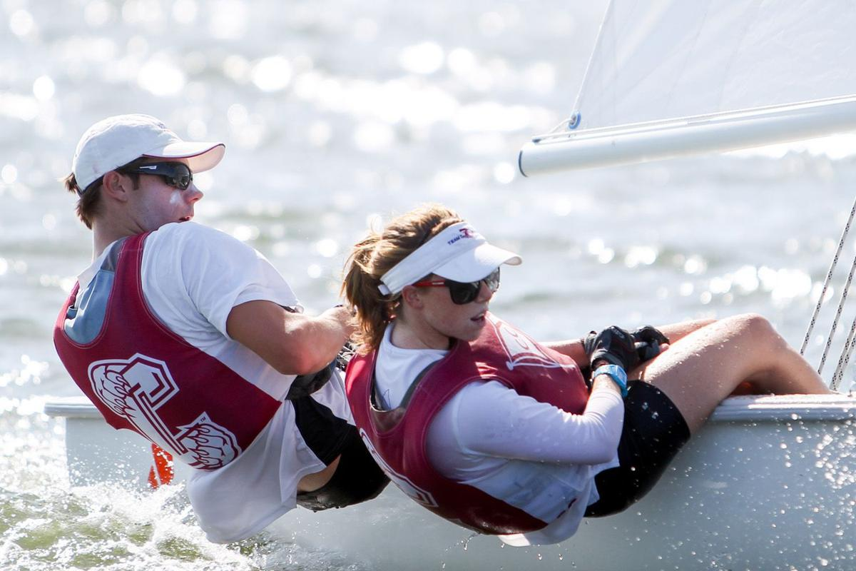College of Charleston wins Coed National sailing title