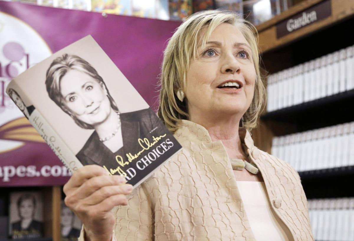 Hillary hits target on Obama's foreign-policy futility