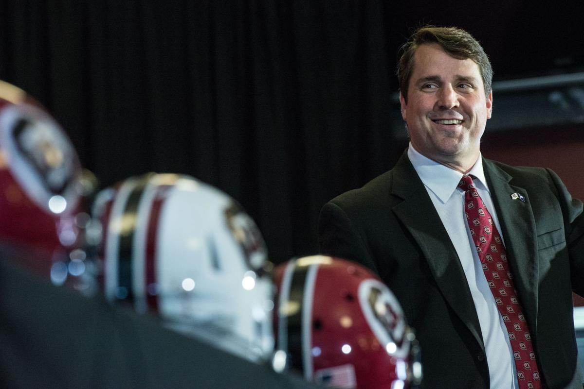 Dates set for Will Muschamp's first spring football practice at South Carolina